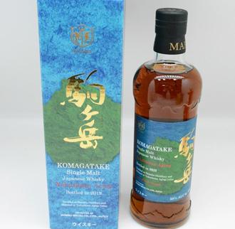 駒ヶ岳 屋久島エイジング2019ウイスキー