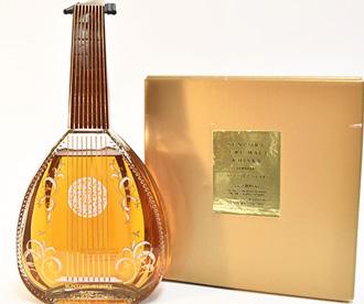 サントリー山崎 楽器ボトル ウィスキーの買取価格・査定相場