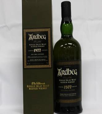 アードベッグ1977リミテッド