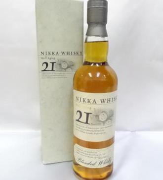 ニッカ ウェルエイジング25年ウィスキー